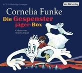Die Gespensterjäger-Box, 8 Audio-CDs