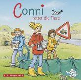 Meine Freundin Conni, Conni rettet die Tiere, Audio-CD