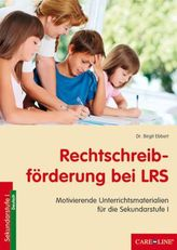 Rechtschreibförderung bei LRS