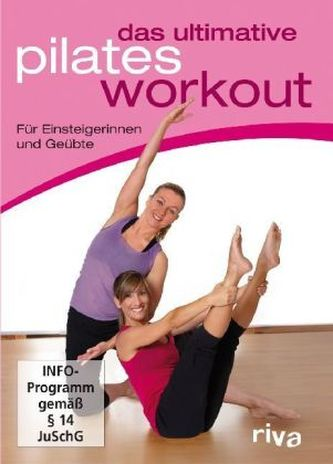 Das ulitmative Pilates Workout, 1 DVD - Pignata, Daniela