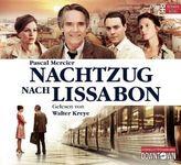 Nachtzug nach Lissabon, 6 Audio-CDs (Filmausgabe)