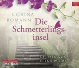 Die Schmetterlingsinsel, 6 Audio-CDs
