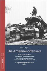 Sturm auf die Nordfront. Entscheidung in Rocherath/Krinkelt. Angriff der 6. Panzerarmee und amerikanische Abwehr, Dezember 1944