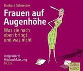 Frauen auf Augenhöhe, 6 Audio-CDs