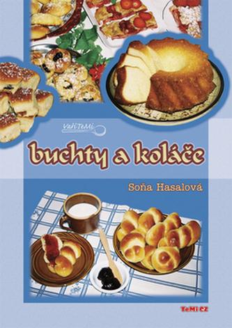 Buchty a koláče - Soňa Hasalová