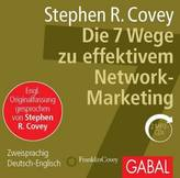 Die 7 Wege zu effektivem Network-Marketing, 2 MP3-CDs
