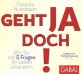 Geht ja doch!, 10 Audio-CDs