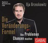 Die Veränderungs-Formel, 8 Audio-CDs