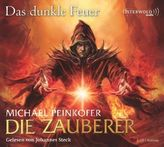 Die Zauberer, Das dunkle Feuer, 6 Audio-CDs