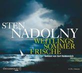 Weitlings Sommerfrische, 6 Audio-CDs
