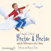 Hector & Hector, 4 Audio-CDs