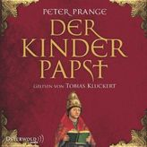 Der Kinderpapst, 8 Audio-CDs