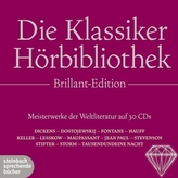 Klassiker Hörbibliothek, 30 Audio-CDs (Brillant-Edition)