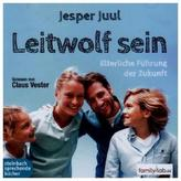 Leitwolf sein, 2 Audio-CDs