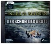 Der Schrei der Kröte, 2 MP3-CDs