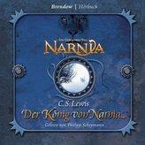 Die Chroniken von Narnia - Der König von Narnia, 3 Audio-CDs