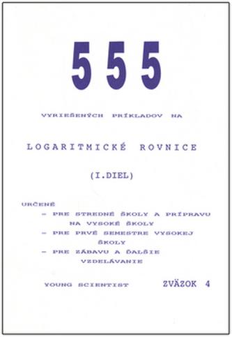 Logaritmické rovnice I.diel
