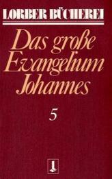Johannes, das große Evangelium. Bd.5