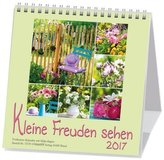 Kleine Freuden sehen, Postkartenkalender 2017