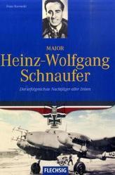Major Heinz-Wolfgang Schnaufer