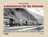 Lokomotiven für die Schweiz
