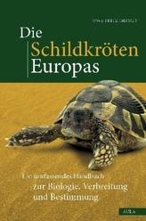 Die Schildkröten Europas