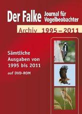 Das Falke-Heftarchiv 1995-2011, DVD-ROM