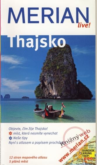 Thajsko - Merian 31 - 3.vydání