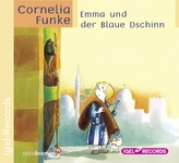 Emma und der Blaue Dschinn, 1 Audio-CD