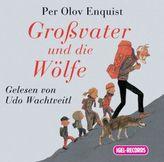 Großvater und die Wölfe, 2 Audio-CDs