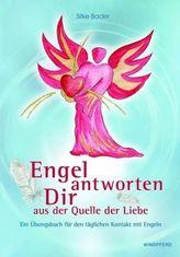 Engel antworten dir aus der Quelle der Liebe