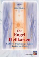 Die Engel-Heilkarten, Engelkarten u. Buch
