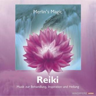 Reiki, 1 CD-Audio - Merlin's Magic