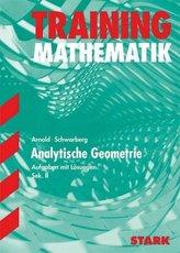 Analytische Geometrie, Sek.II