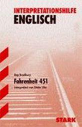 Ray Bradbury 'Fahrenheit 451'