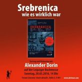 Srebrenica - Wie es wirklich war, Audio-CD
