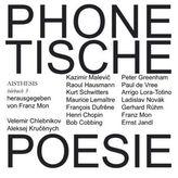 Phonetische Poesie, 1 Audio-CD