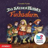 Die Wilden Hühner, Fuchsalarm, 3 Audio-CDs