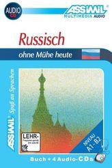 Lehrbuch u. 4 Audio-CDs