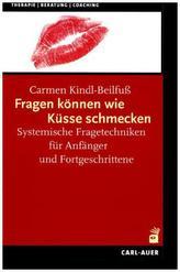 Fragen können wie Küsse schmecken, m. 111 Fragekarten