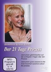 Der 21 Tage Prozess, DVD, deutsche u. englische Version