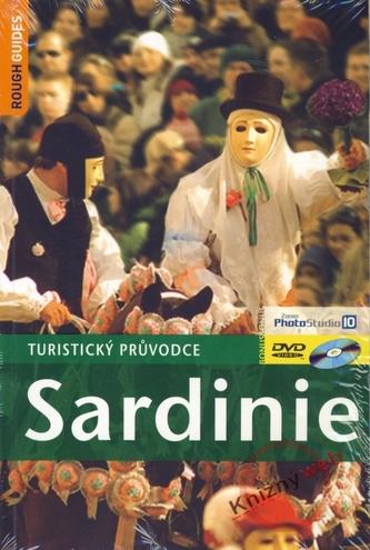 Sardinie - turistický průvodce + DVD