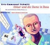 Oskar und die Dame in Rosa, 2 Audio-CDs