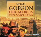 Der Medicus von Saragossa, 6 Audio-CDs