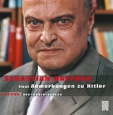 Anmerkungen zu Hitler, 4 Audio-CDs