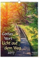 Gottes Wort - Licht auf dem Weg 2017