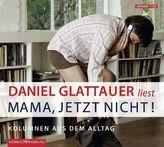 Mama, jetzt nicht!, 1 Audio-CD