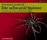 Die schwarze Spinne, 3 Audio-CDs