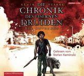 Die Chronik des Eisernen Druiden - Die Hetzjagd, 5 Audio-CDs