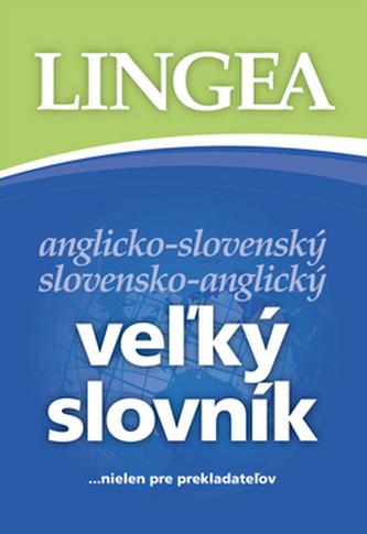 Vežký slovník anglicko-slovenský slovensko-anglický